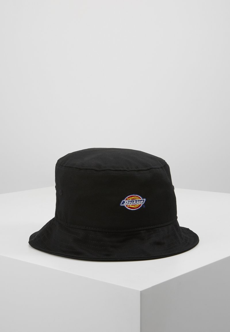 Dickies - RAY CITY LOGO BUCKET HAT - Klobouk - black