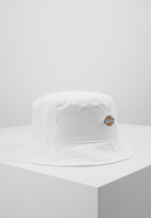 RAY CITY LOGO BUCKET HAT - Hatt - white