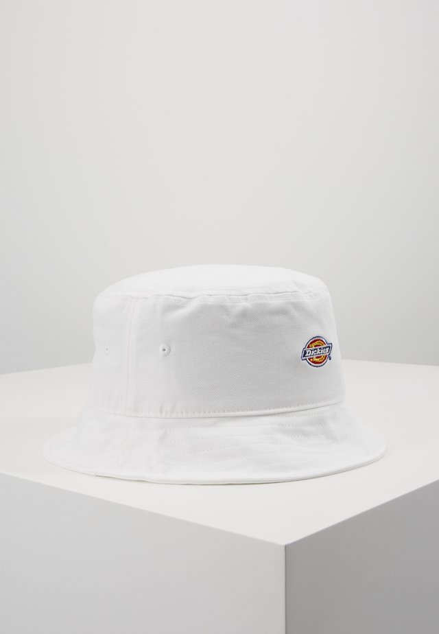 RAY CITY LOGO BUCKET HAT - Hut - white