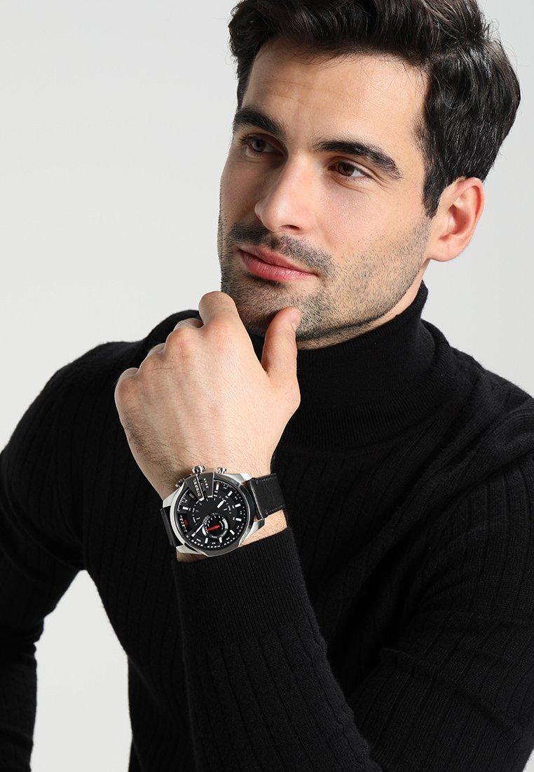 DieselON - Zegarek - matt/schwarz