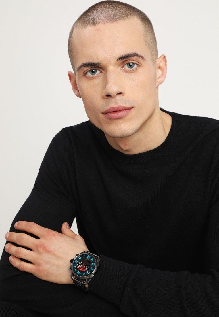 DieselON - FULL GUARD - Digital watch - grau