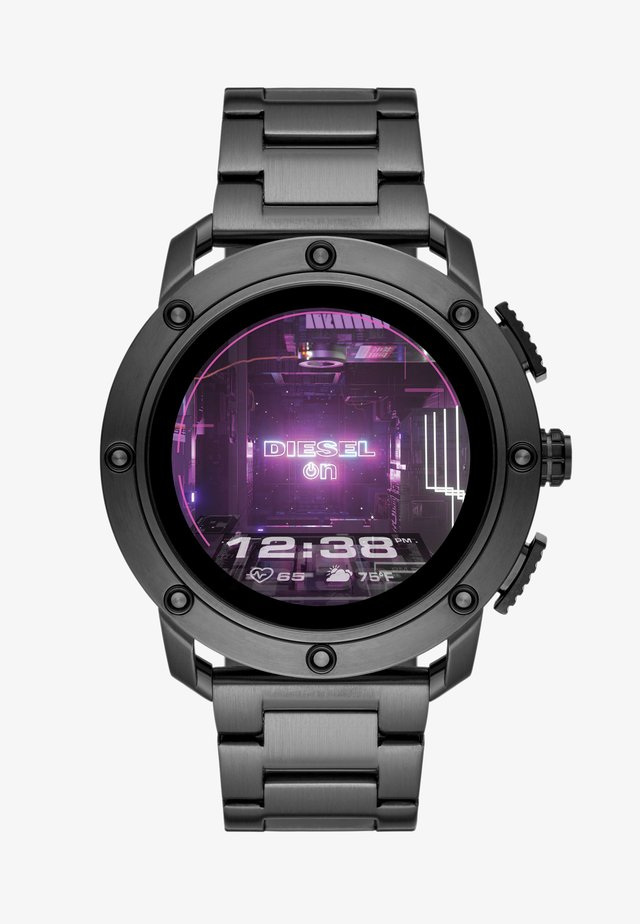 AXIAL - Horloge - gunmetal