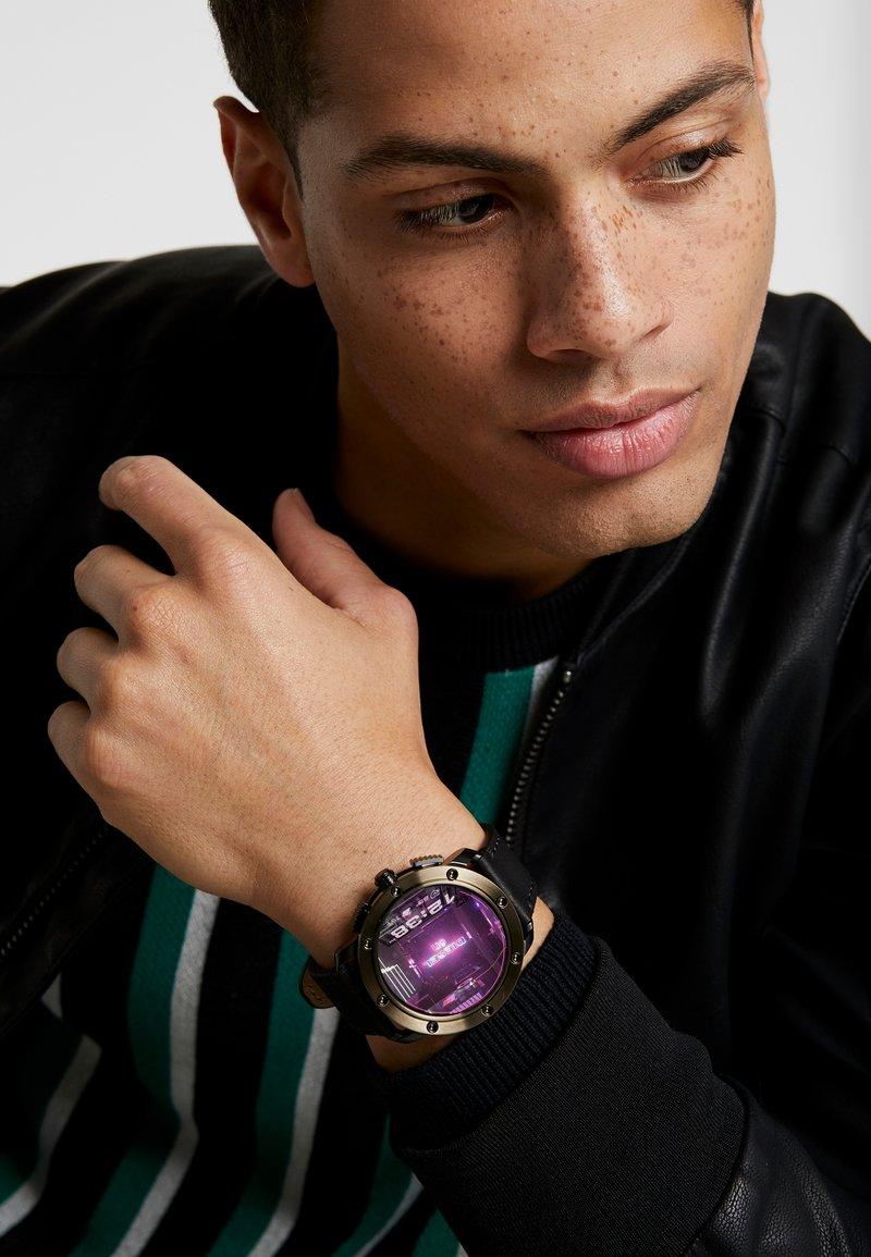 DieselON - AXIAL - Smartwatch - black