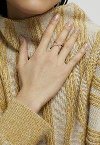 DIAMANT L'ÉTERNEL - Bague - rosegold-coloured - 4