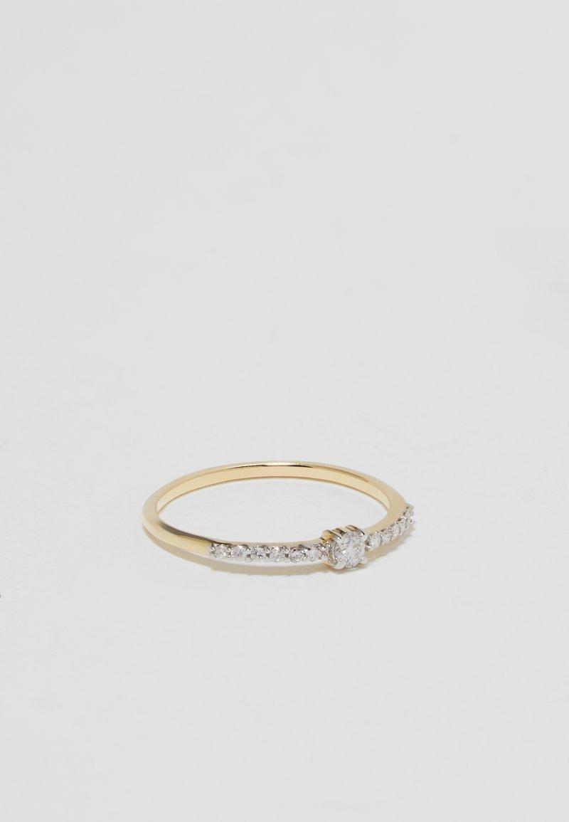 DIAMANT L'ÉTERNEL - Sormus - gold-coloured