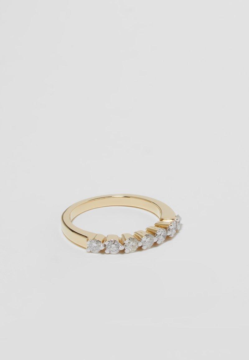 DIAMANT L'ÉTERNEL - Prsten - gold-coloured
