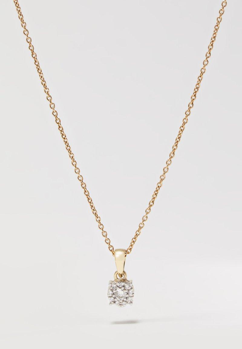 DIAMANT L'ÉTERNEL - Collier - gold-coloured