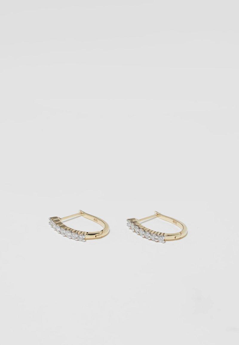 DIAMANT L'ÉTERNEL - Boucles d'oreilles - gold