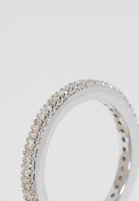 DIAMANT L'ÉTERNEL - Prsten - silver-coulored - 4