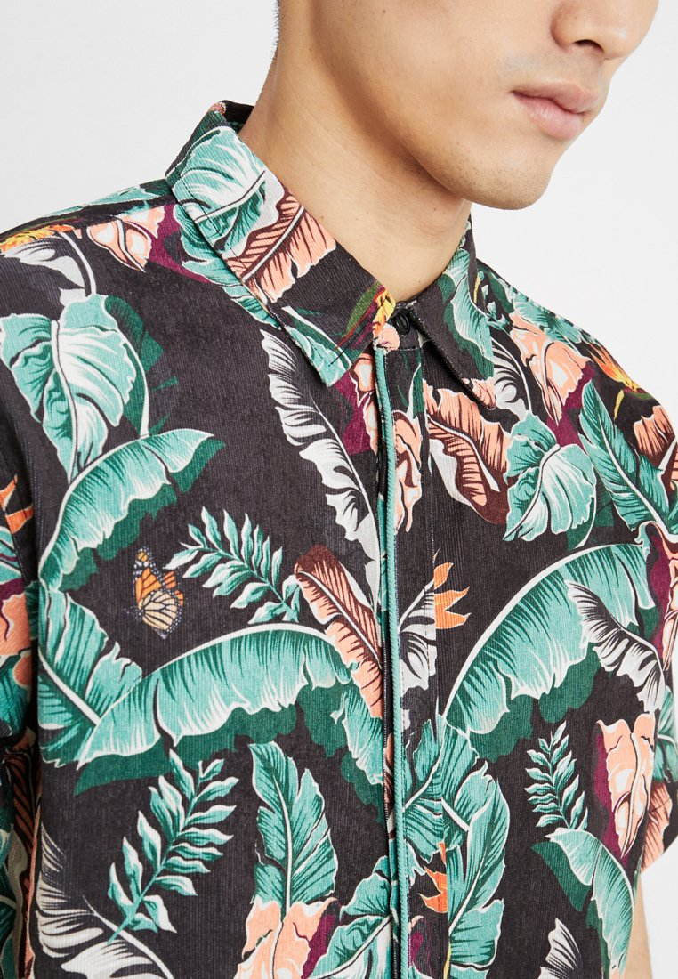 Diamond Supply Co. TROPICAL PARADISE - Chemise - black