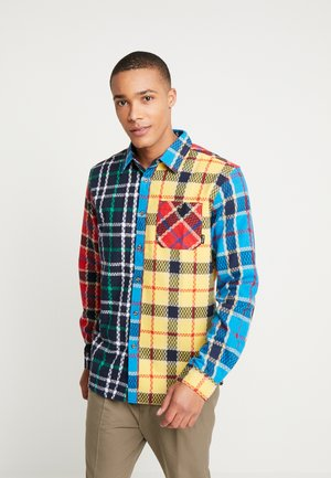 JUXTAPOSED PLAID - Skjorta - multi