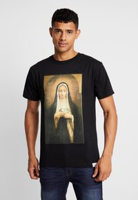 Diamond Supply Co. - SOLEMN - T-Shirt print - black - 0