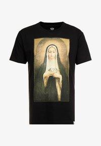 Diamond Supply Co. - SOLEMN - T-Shirt print - black - 4