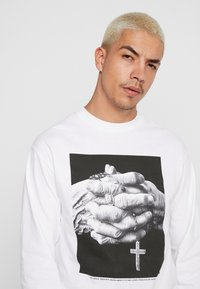 Diamond Supply Co. - MERCY TEE - Langarmshirt - white - 4