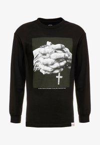 Diamond Supply Co. - MERCY TEE - Pitkähihainen paita - black - 3