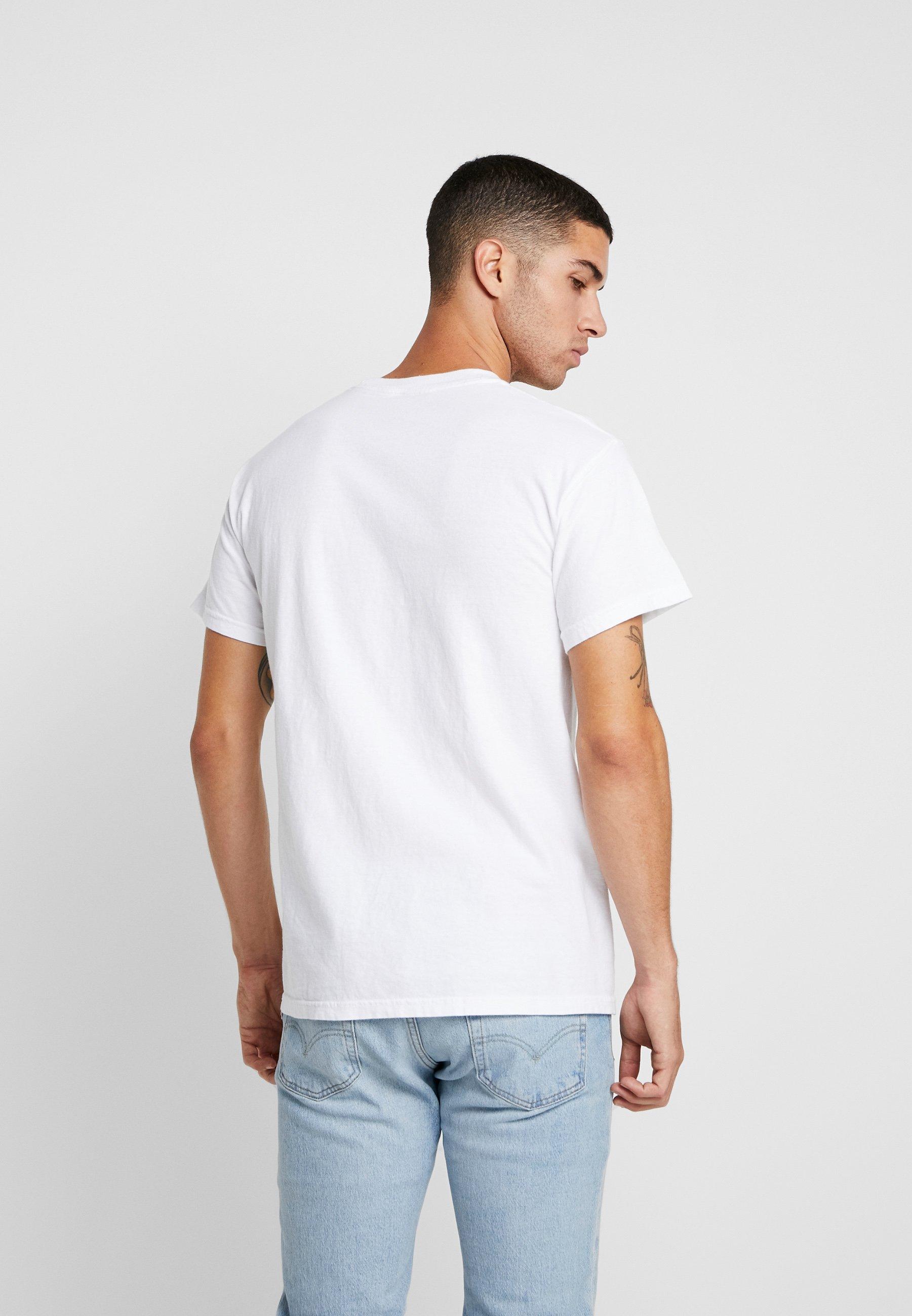 TeeT shirt Heart Imprimé Supply Boy CoAstro Diamond White 8OnkP0wX