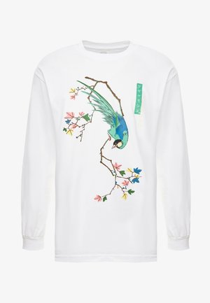 PERCHED TEE  - Longsleeve - white