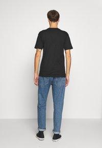Diamond Supply Co. - CALAVERA TEE - Print T-shirt - black - 2