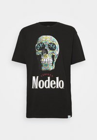 Diamond Supply Co. - CALAVERA TEE - Print T-shirt - black - 4