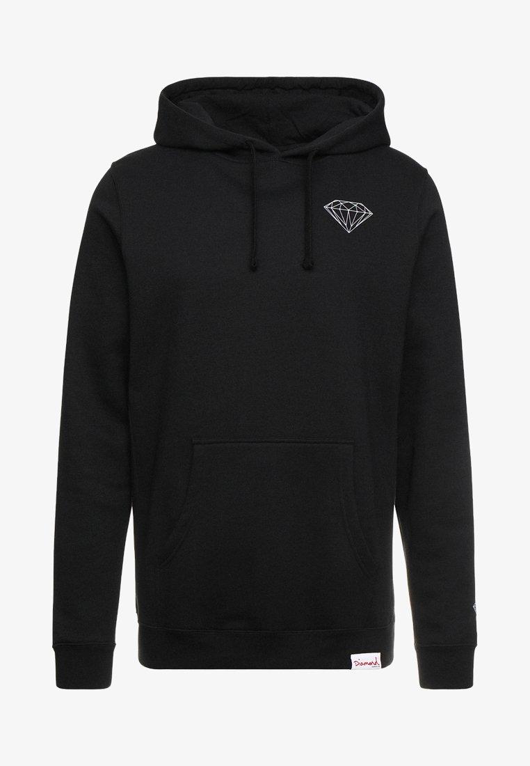 Diamond Black HoodieSweat À CoBrilliant Supply Capuche SVMqzUp