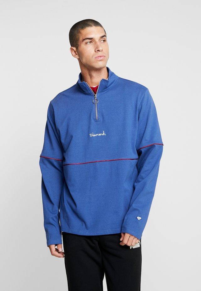 HARD CUT - Sweatshirt - navy