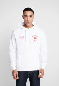 Diamond Supply Co. - FIGHT HOODIE - Hættetrøjer - white - 2