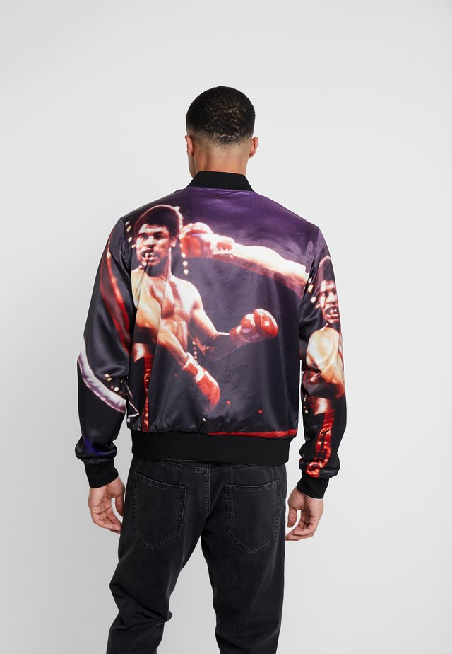 FIGHT REVERSIBLE JACKET - Let jakke / Sommerjakker - multi-coloured