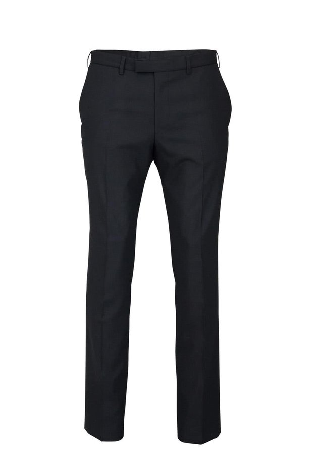 NOAH - Suit trousers - schwarz