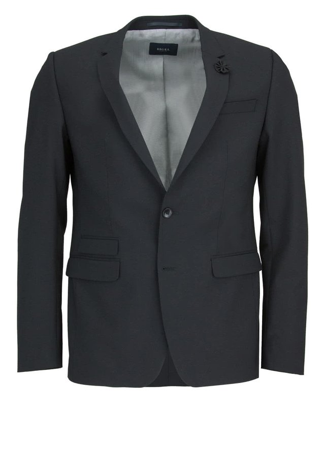 NICK  - Suit jacket - schwarz