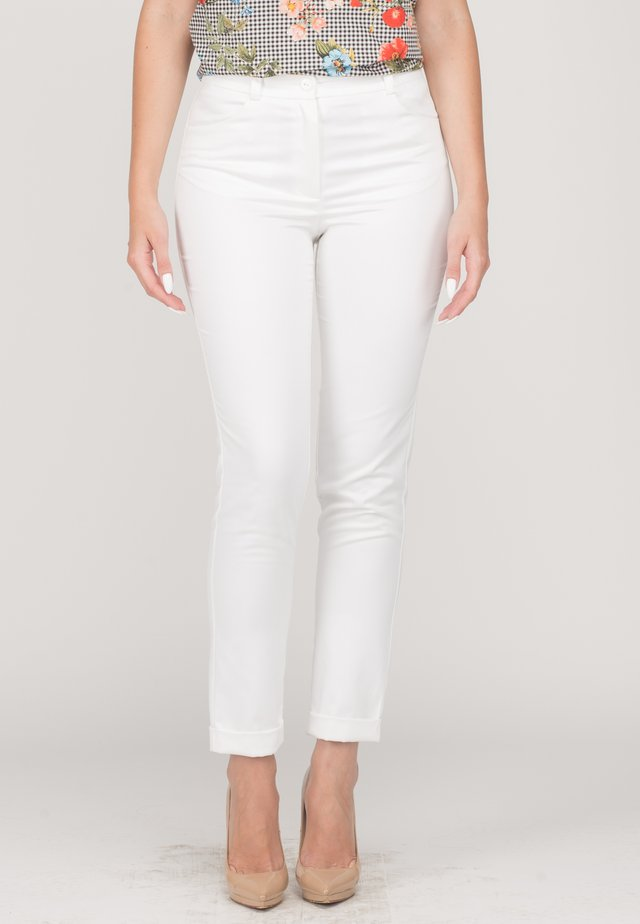 SHANTY - Trousers - white