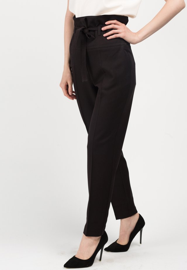 PANT MARTY - Trousers - black