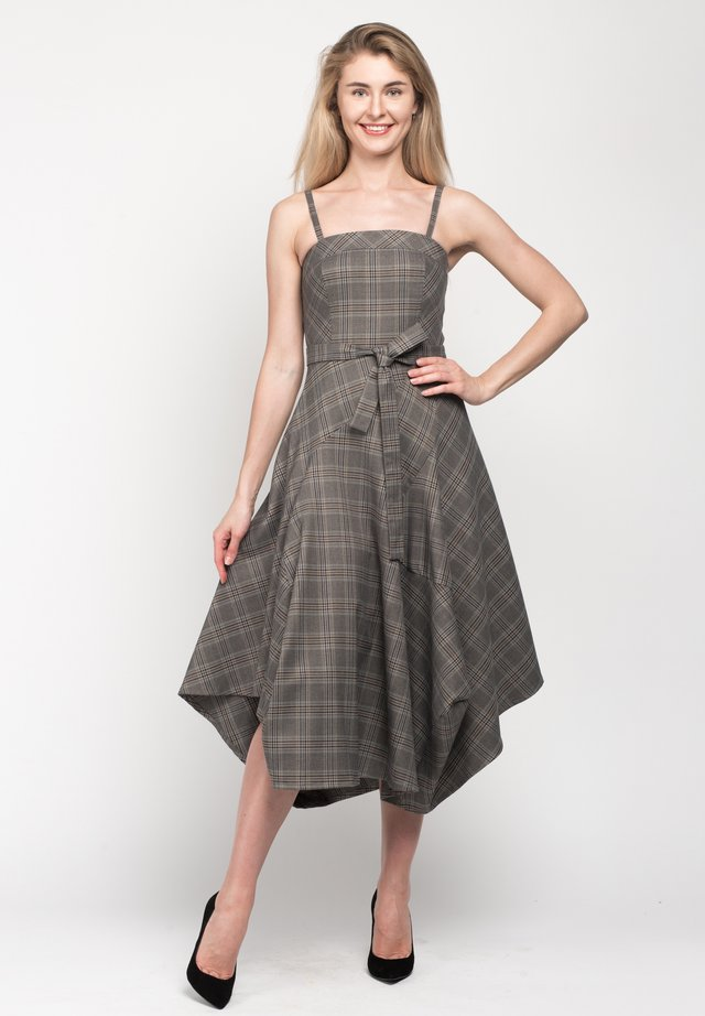 Day dress - gray