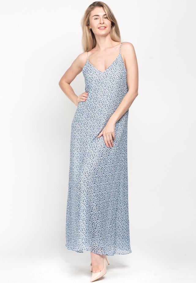 URICA - Maxi dress - blue