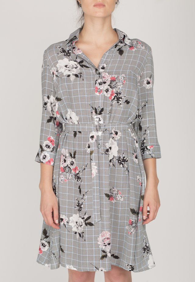DIYAS LONDON - Shirt dress - gray