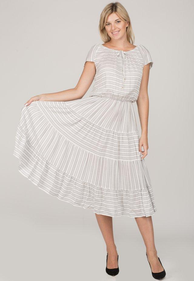 Day dress - milky white