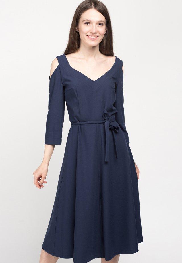 CANDICE - Day dress - blue