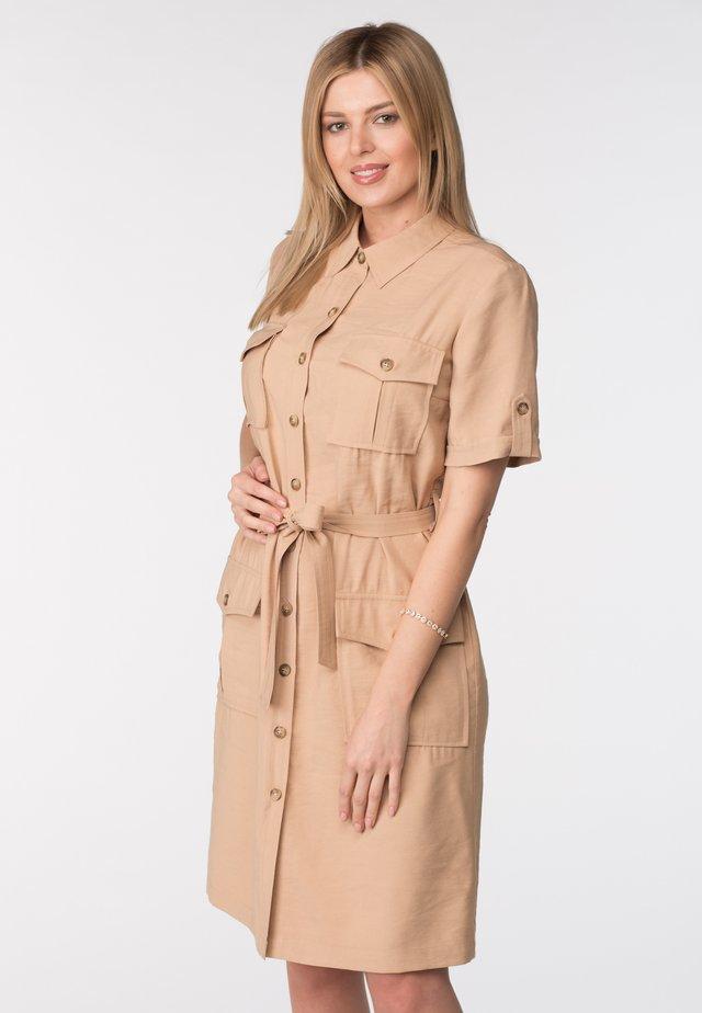 Day dress - khaki
