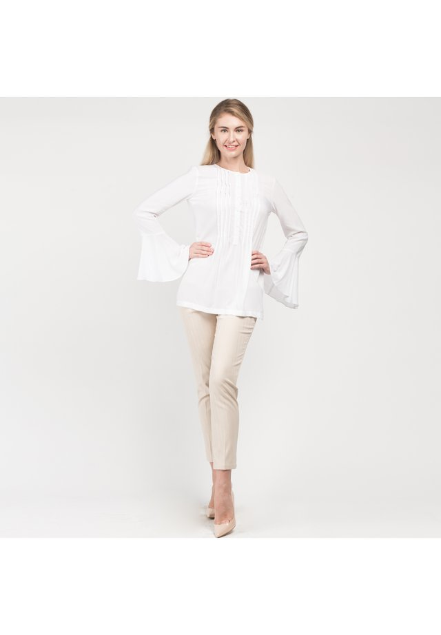 LOZANO - Blouse - white