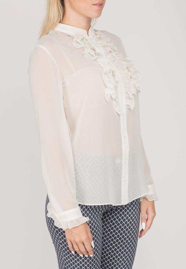 ELIOT - Overhemdblouse - milky white