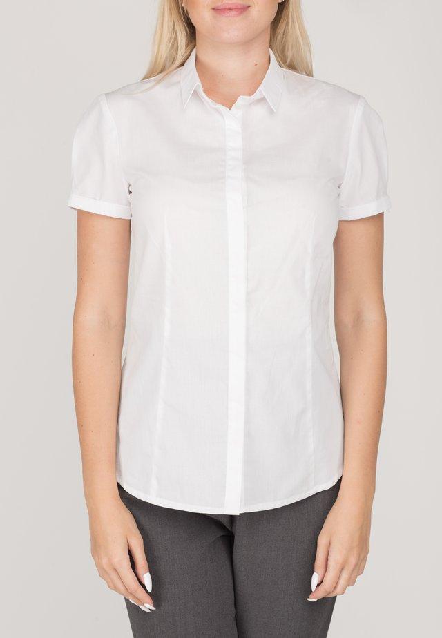 CHIZANA - Button-down blouse - white