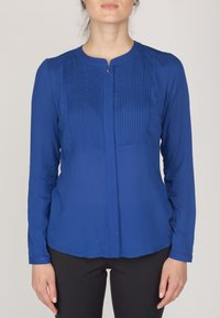 Diyas London - PLEATS - Blouse - blue - 3