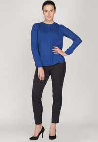 Diyas London - PLEATS - Blouse - blue - 0