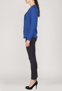 Diyas London - PLEATS - Blouse - blue - 2