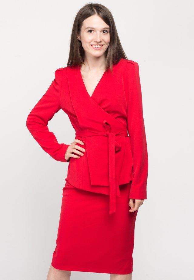 JACKET PALOMA - Blazer - red