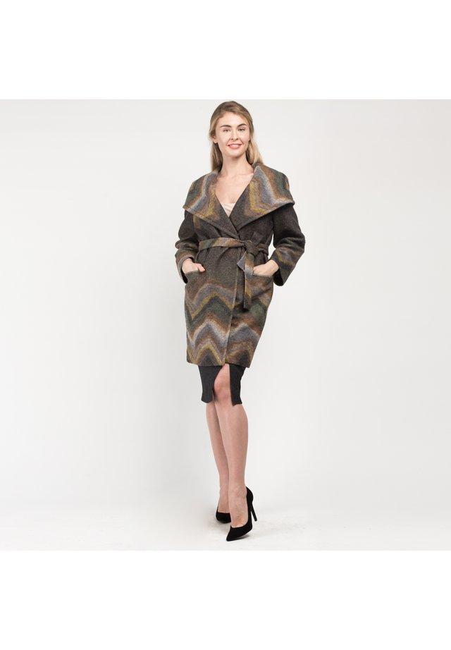 ROLAND - Classic coat - khaki