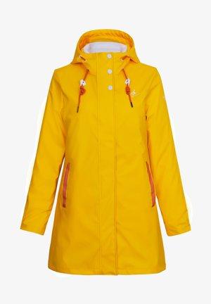 3 IN 1 - Regenjacke / wasserabweisende Jacke - gelb