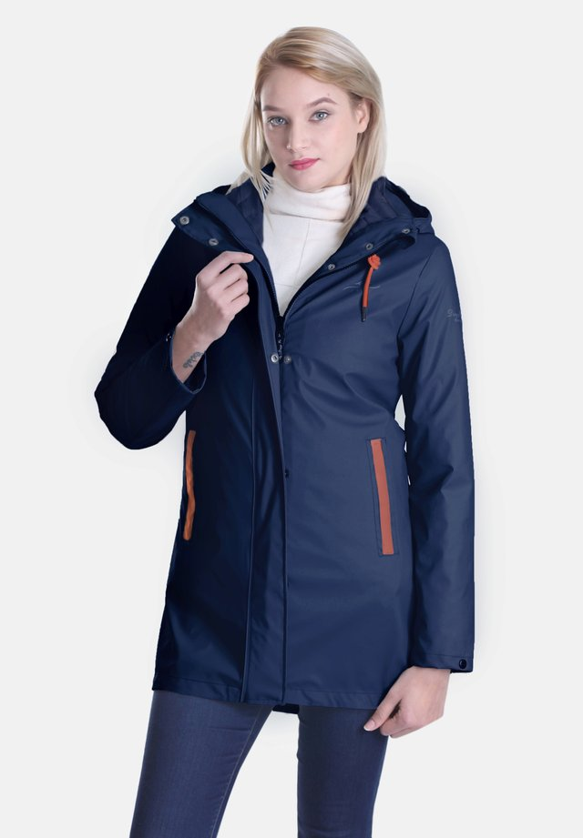 3 IN 1 - Waterproof jacket - dunkelblau