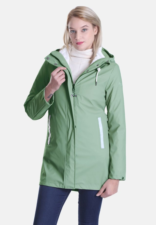 3 IN 1 - Waterproof jacket - grün