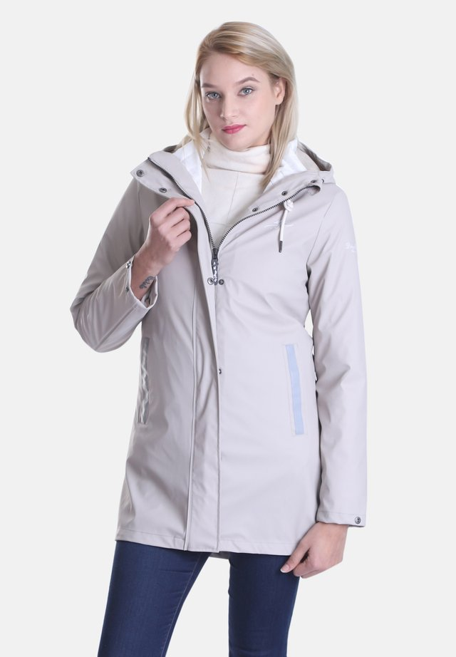 3 IN 1 - Waterproof jacket - hellkaki