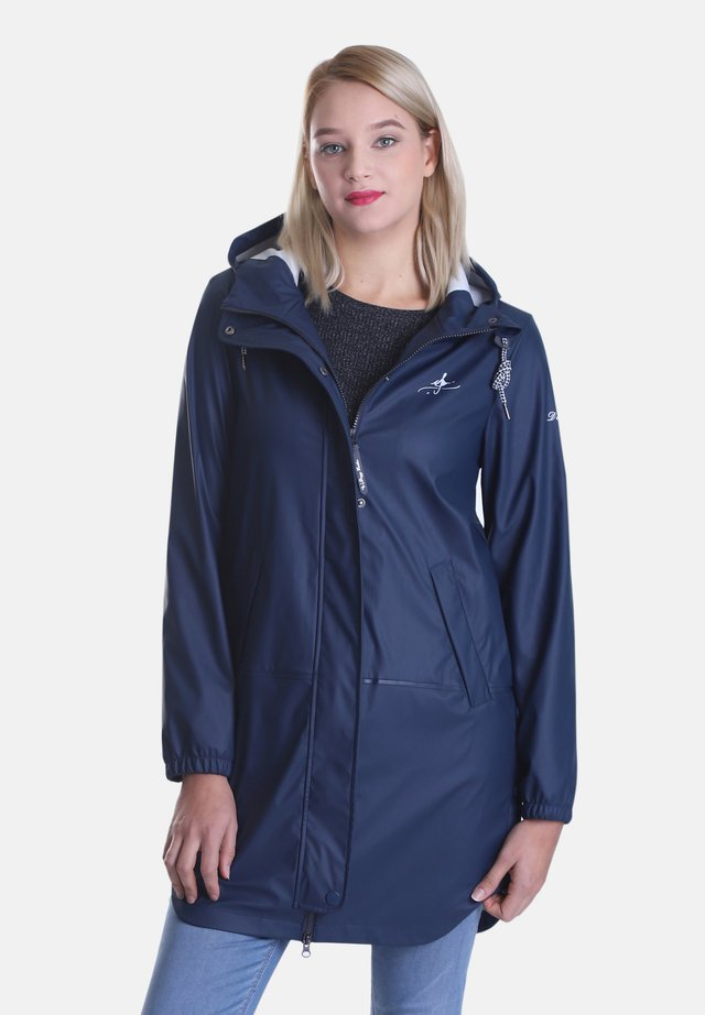REGENJACKE FRIESENNERZ - Waterproof jacket - dunkelblau